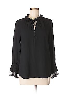 Ella Moss Long Sleeve Blouse Size M