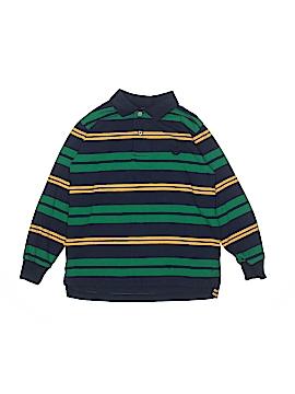 Chaps Long Sleeve Polo Size 6
