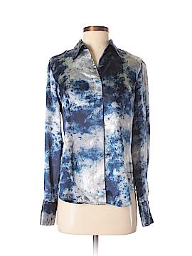 Jones New York Collection Long Sleeve Blouse Size 6 (Petite)