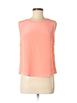 Sam & Lavi Sleeveless Silk Top Size S
