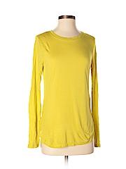 Banana Republic Women Long Sleeve T-Shirt Size M