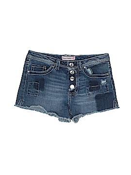 Almost Famous Denim Shorts Size 14