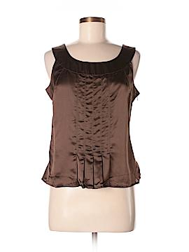 Isaac Mizrahi for Target Sleeveless Silk Top Size M