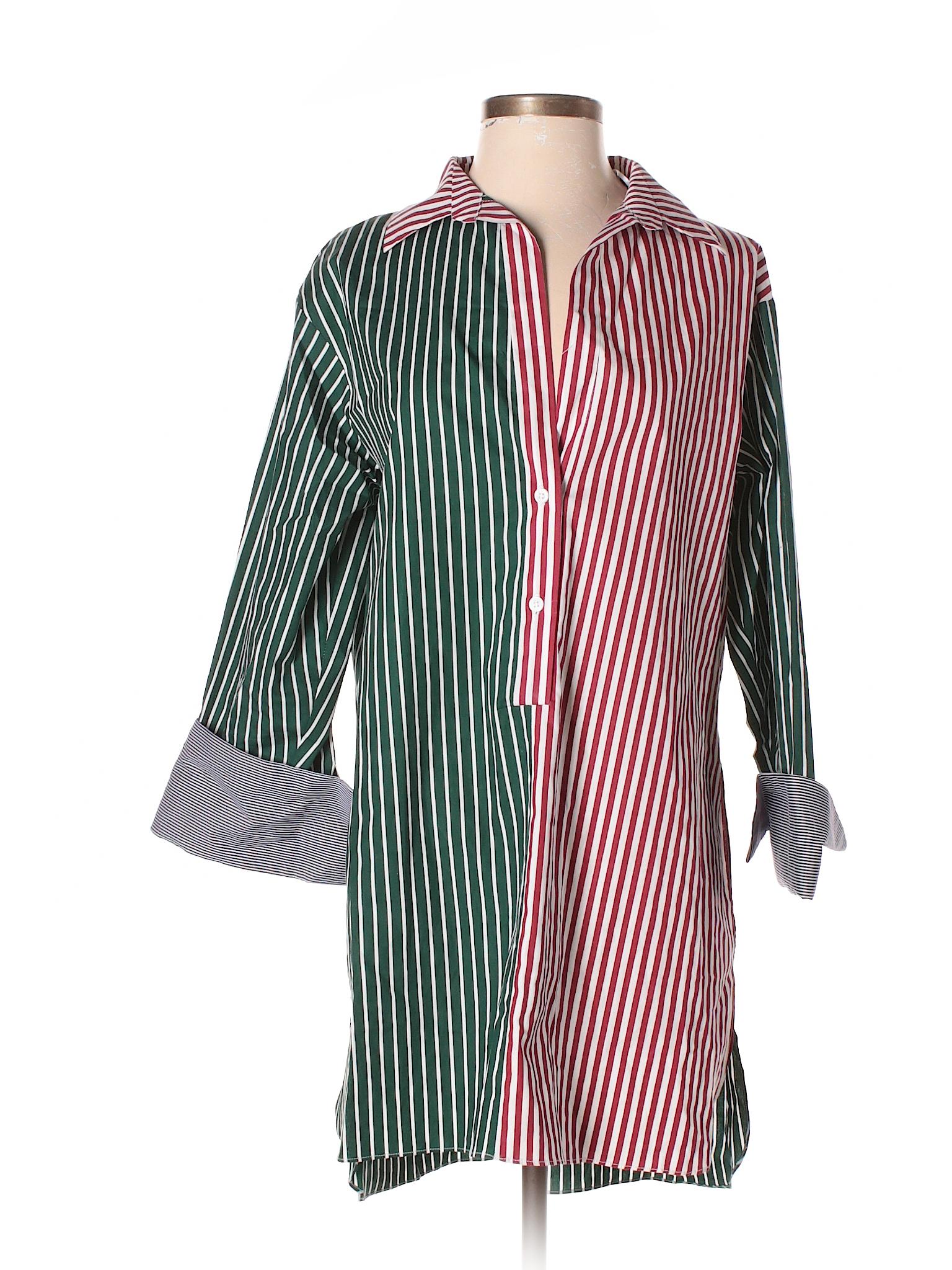 b178470f Long Sleeve Button-Down Shirt