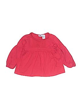 Kiks Long Sleeve T-Shirt Size 3T