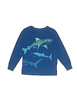 Lands' End Long Sleeve T-Shirt Size M (Kids)