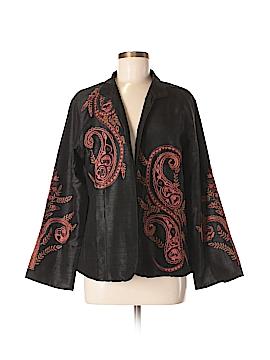 Anu by Natural Silk Blazer Size M