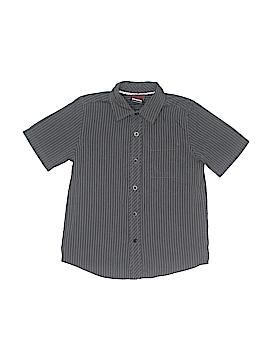Hawk Short Sleeve Button-Down Shirt Size 5 - 6