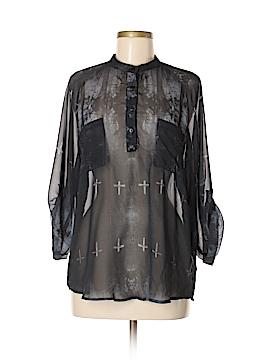 Teenage Runaway 3/4 Sleeve Blouse Size M