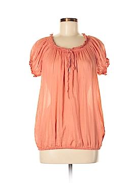 Ya-Da Short Sleeve Blouse Size M