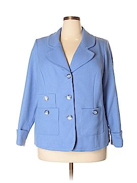 Joan Rivers Blazer Size 1X (Plus)