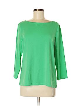 Rafaella Long Sleeve T-Shirt Size L (Petite)