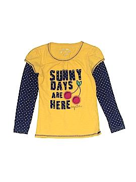 Cherokee Long Sleeve T-Shirt Size X-Small (Kids)