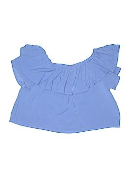 Diva Short Sleeve Blouse Size 10
