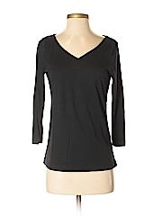 Lands' End Women Long Sleeve T-Shirt Size S