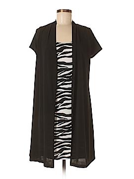 Agenda Casual Dress Size M