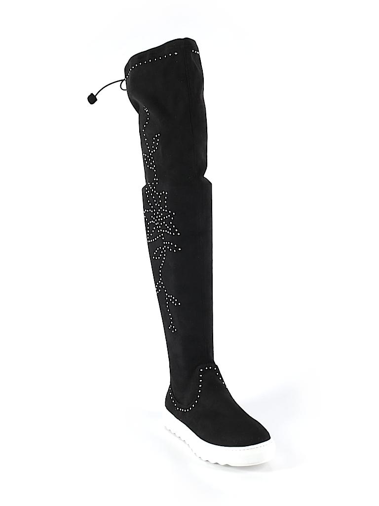 J/Slides Women Boots Size 6