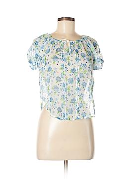 Abercrombie Short Sleeve Blouse Size M