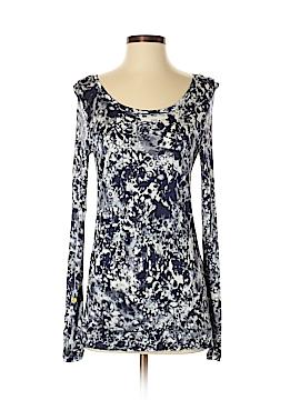 Simply Vera Vera Wang Long Sleeve T-Shirt Size S