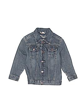 Genuine Sonoma Jean Company Denim Jacket Size 4T