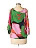 Akiko Women 3/4 Sleeve Blouse Size XS