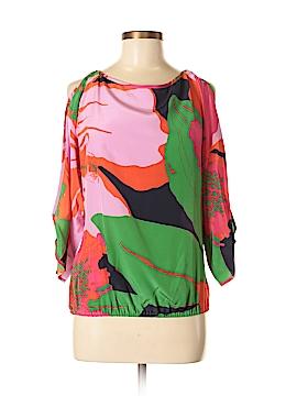 Akiko 3/4 Sleeve Blouse Size XS