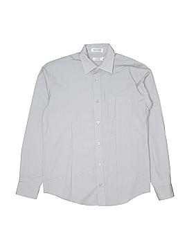 IZOD Long Sleeve Button-Down Shirt Size 16