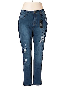 City Chic Jeggings Size 16 Plus (S) (Plus)
