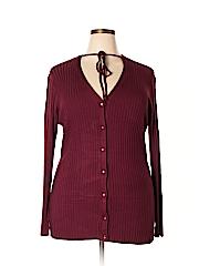City Chic Women Cardigan Size 22 Plus (L) (Plus)