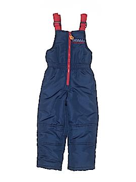 Thomas & Friends Snow Pants With Bib Size 4T