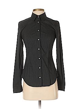 Armani Exchange Long Sleeve Button-Down Shirt Size S