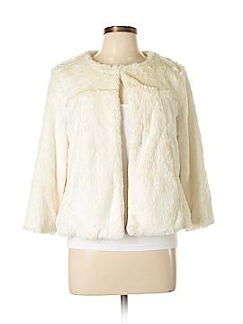Timing Faux Fur Jacket Size L