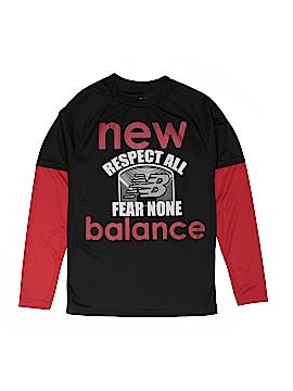New Balance Active T-Shirt Size 14/16