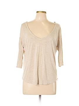 Basil heart Lola 3/4 Sleeve T-Shirt Size S