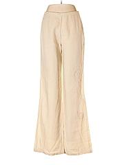 Naf Naf Women Linen Pants Size 38 (EU)