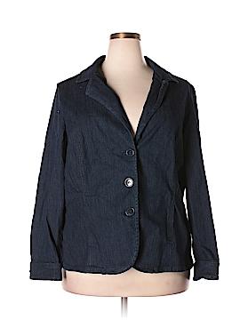 Avenue Jeans Blazer Size 22 - 24 (Plus)