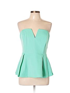 City Chic Sleeveless Blouse Size 12 (XS)