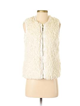 Amisu Faux Fur Vest Size 6