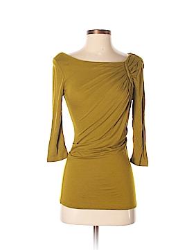 Odonate Epiprocta 3/4 Sleeve Top Size XS