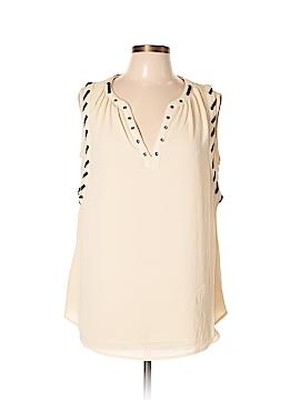City Chic Sleeveless Blouse Size 12 Plus (XS) (Plus)