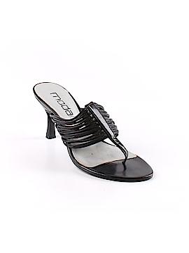 Moda Spana Mule/Clog Size 6