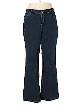 Just My Size Jeans Size 20W Plus (Plus)