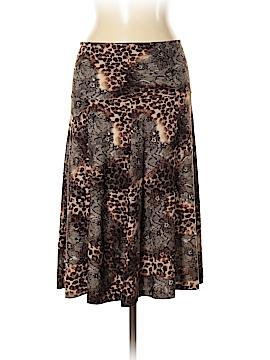 Papillon Blanc Casual Skirt Size L