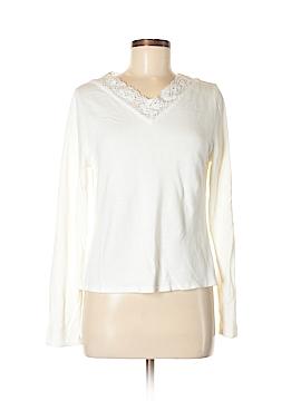Nina Leonard Pullover Sweater Size M