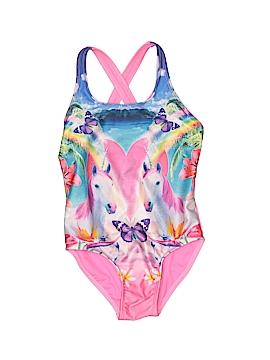 Xhilaration One Piece Swimsuit Size 4 - 5