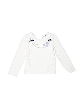 Janie and Jack Long Sleeve T-Shirt Size 4