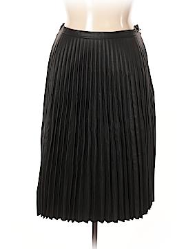 City Chic Faux Leather Skirt Size 14 Plus (XS) (Plus)