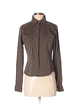 Timberland Long Sleeve Button-Down Shirt Size M