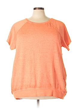 Calvin Klein Sweatshirt Size 3X (Plus)