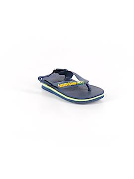 Havaianas Sandals Size 19 (EU)